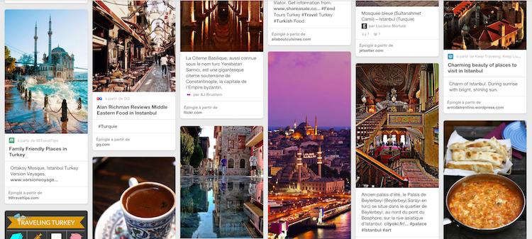 Inspirations et idées pour un séjour à Instanbul