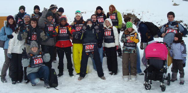 les blogueurs des Andorrades  - (Photo de Vicky Balnave)