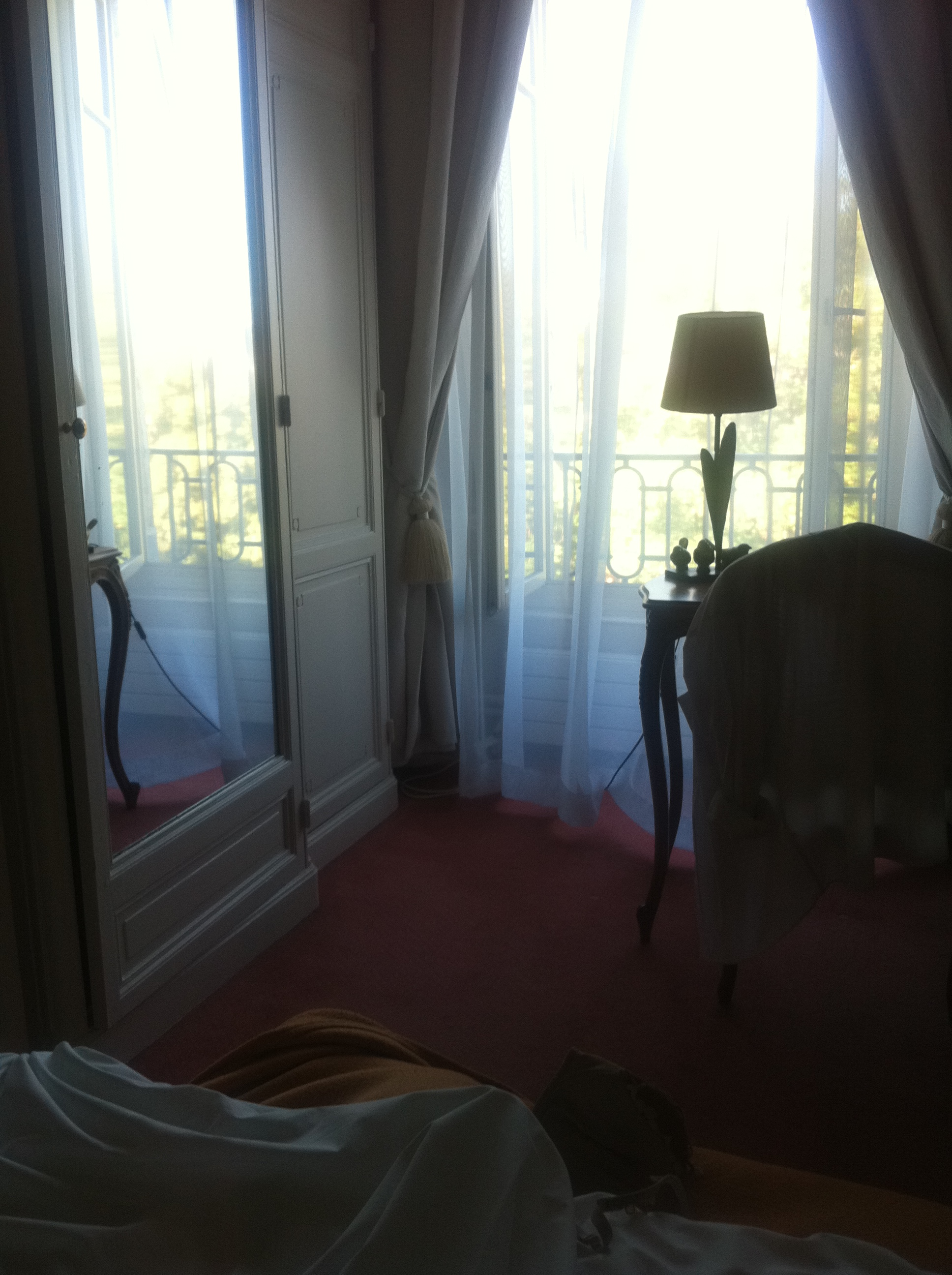 La très calme chambre 311