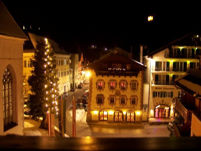 Le charmant village de St Wolfgang